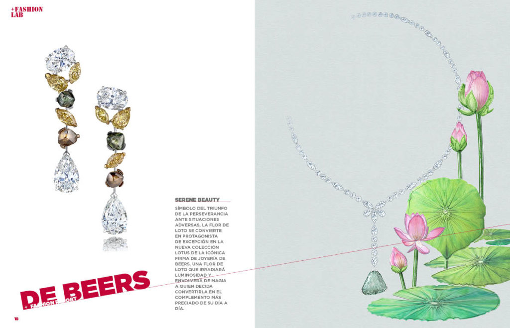 De Beers – Serene beauty